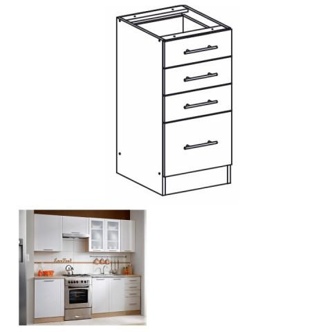 Kuchyňská skříňka MONDA S40SZ4
