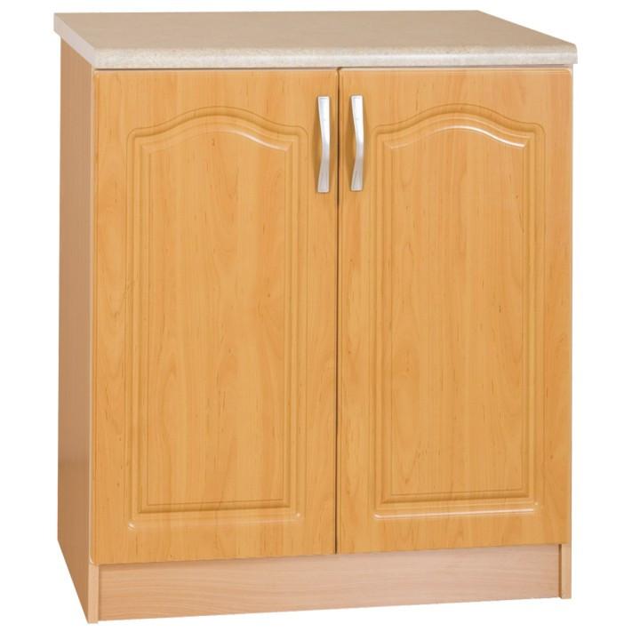 Tempo Kondela Kuchyňská skříňka LORA MDF S60 + kupón KONDELA10 na okamžitou slevu 3% (kupón uplatníte v košíku)