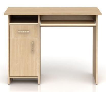 Psací stůl Tip-Top TBIU-1D1S/100