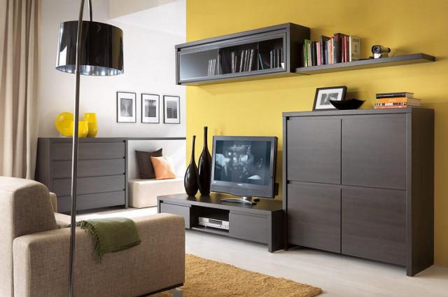 Televizní stolek Kaspian RTV2S
