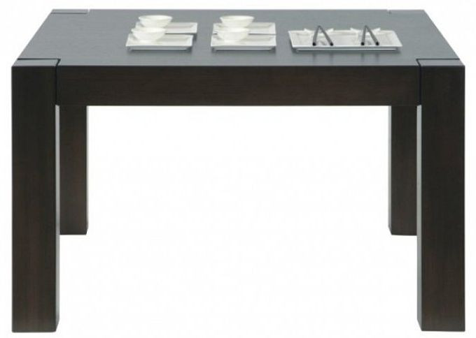 BRW Konferenční stolek Lawa-Kwadrat-87 Wenge