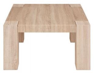 Konferenční stolek Lawa-Kwadrat-87 - Dub sonoma