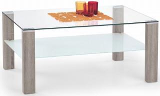 Konferenční stolek Simple - Dub sonoma tmavý