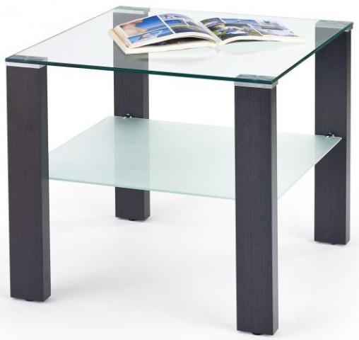 Konferenční stolek Simple H kwadrat - Wenge