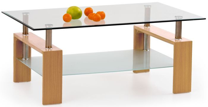 Halmar Konferenční stolek Diana Wenge