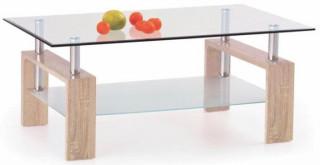 Konferenční stolek Diana H - Dub sonoma