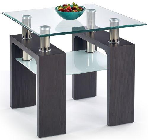 Konferenční stolek Diana H kwadrat, wenge