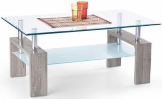 Konferenční stolek Diana Intro - Tmavý dub sonoma