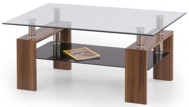 Konferenční stolek Diana Max, ořech
