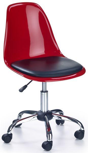 Halmar Dětská židle Coco 2 Zeleno-černá