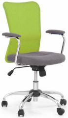 Dětská židle Andy - zeleno-šedá