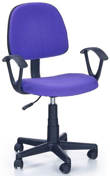 Halmar Dětská židle Darian bis Fialová
