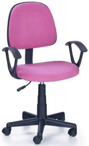 Dětská židle Darian bis - růžová