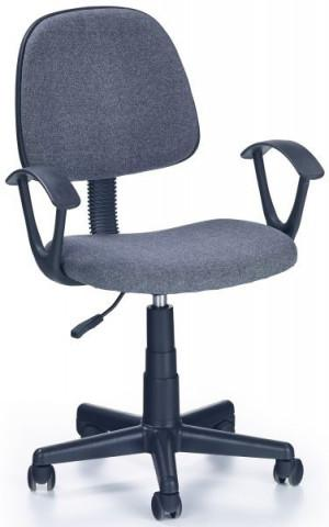 Dětská židle Darian bis - šedá