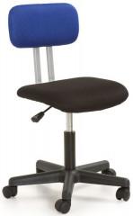 Dětská židle Play - modro-černá