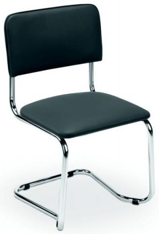Jídelní židle Sylwia - černá