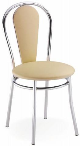 Jídelní židle Tulipan Plus - béžová