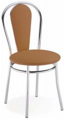 Jídelní židle Tulipan Plus - světle hnědá