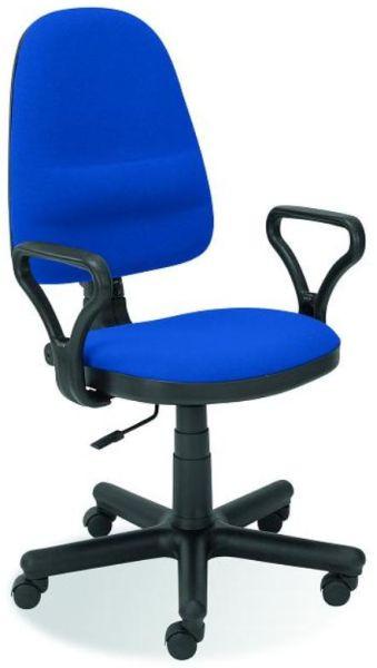 Halmar Kancelářská židle Bravo Černá