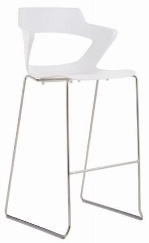 Barová židle 2160/SB PC Aoki - nečalouněná