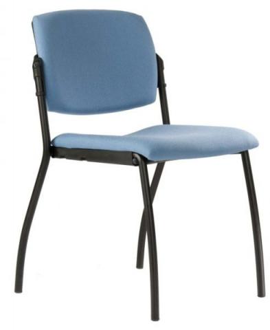 Konferenční židle 2091 Alina - N - černý lak