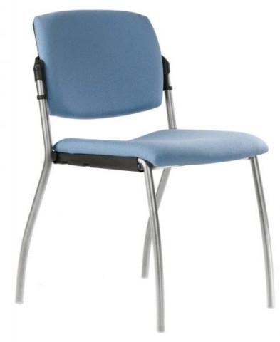Konferenční židle 2091 Alina - G - šedý lak