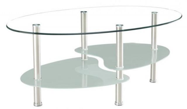 Konferenční stolek BA-2-Ellipse