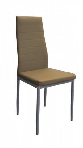 Jídelní židle Milan cappuccino