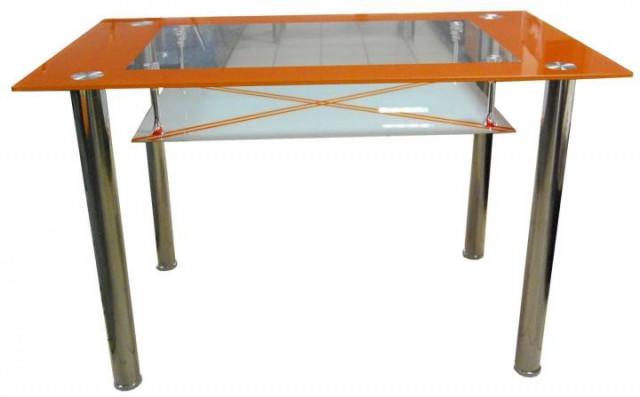 Jídelní stůl B 175 oranžový