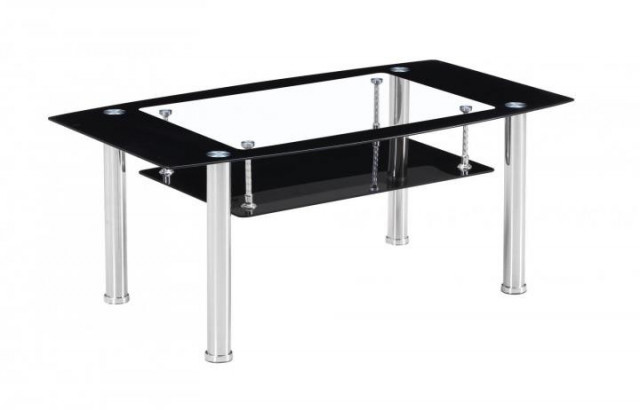 Konferenční stolek BA-3-Frame černý
