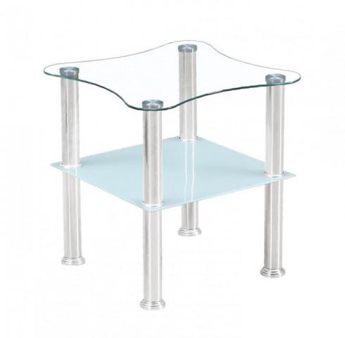 Konferenční stolek BA-4-Mini-bílý