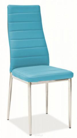 Jídelní židle H-261 tyrkys light