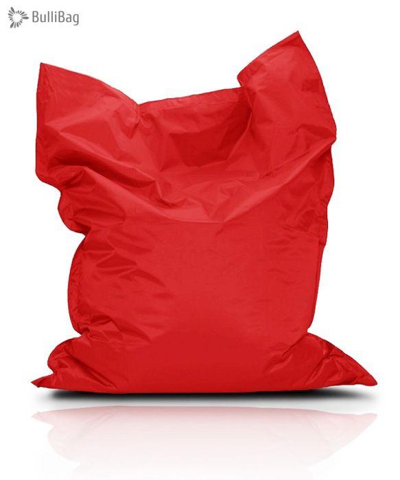 ATAN Sedací pytel Bullibag® červený, malý - II.jakost