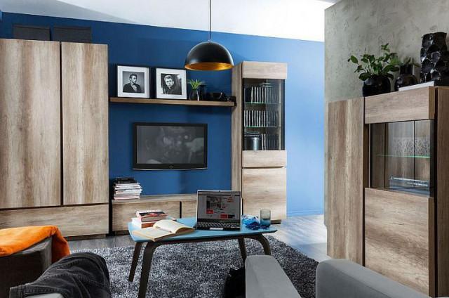 Televizní stolek Anticca RTV2S