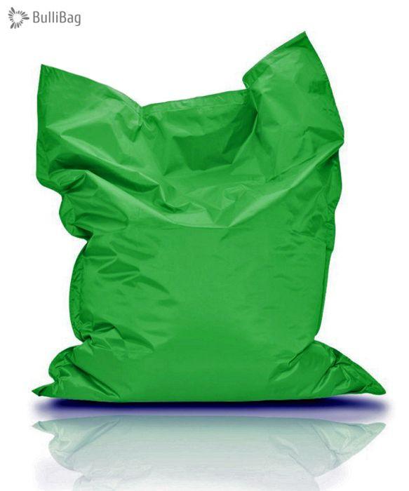 Bullibag Sedací pytel Bullibag® střední Žlutá + kupón KONDELA10 na okamžitou slevu 10% (kupón uplatníte v košíku)