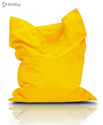 Sedací pytel Bullibag® střední - Žlutá