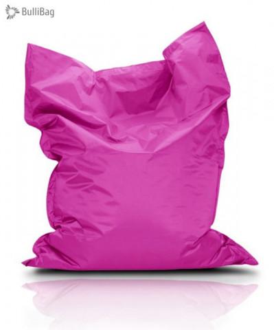 Sedací pytel Bullibag® střední - Růžová