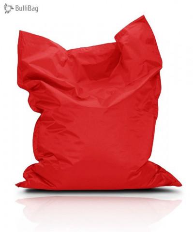 Sedací pytel Bullibag® střední - Červená