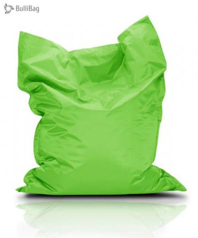Sedací pytel Bullibag® střední - Svítivě zelená