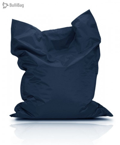 Sedací pytel Bullibag® střední - Modrá tmavá