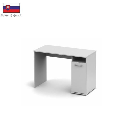 PC stůl Singa 21 - bílý
