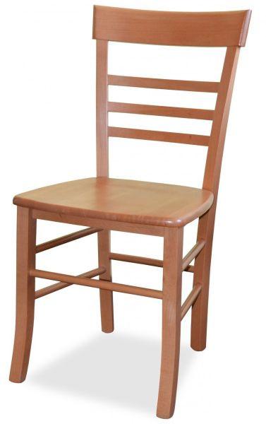 MIKO Dřevěná židle Siena masiv