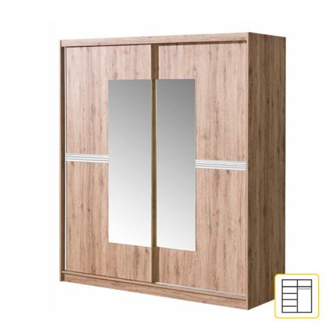 Zrcadlová skříň ROVIN R18