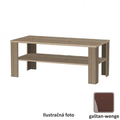 Konferenční stolek INTERSYS NEW 22 - kaštan
