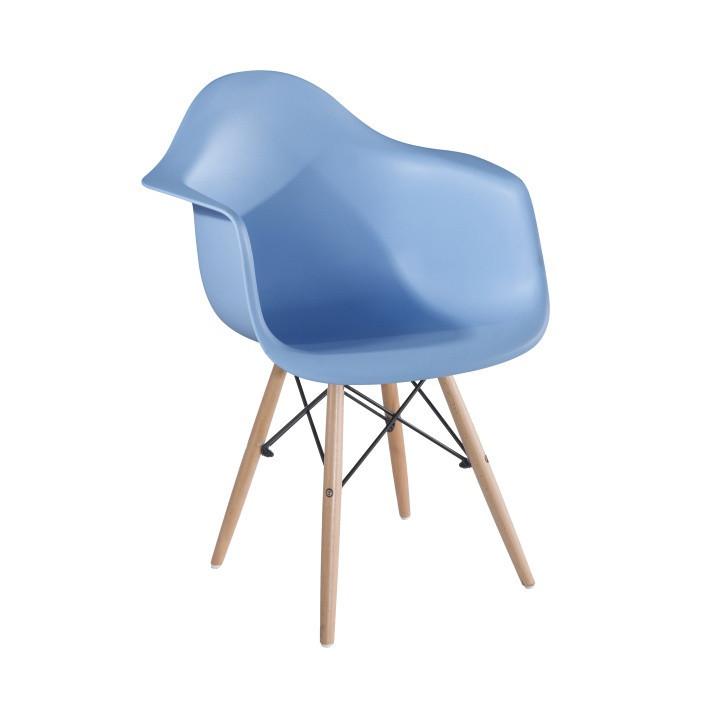 Jídelní židle DAMEN - modrá