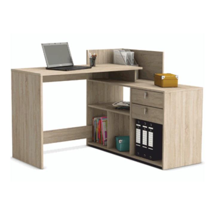 Rohový PC stůl VISTA