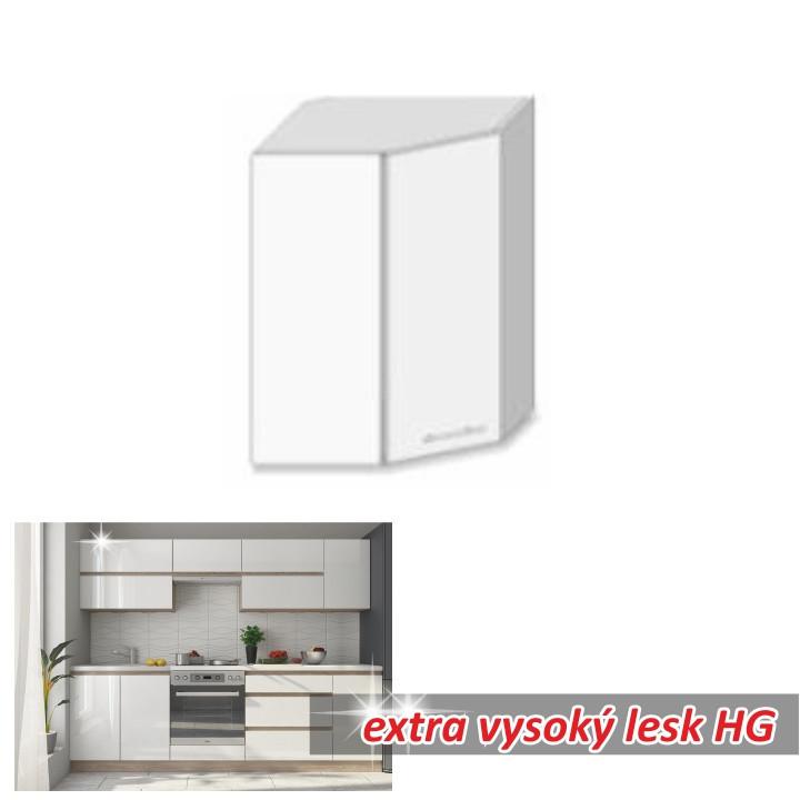 Kuchyňská skříňka LINE WHITE GR