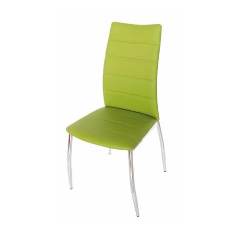 Jídelní židle DELA - zelená