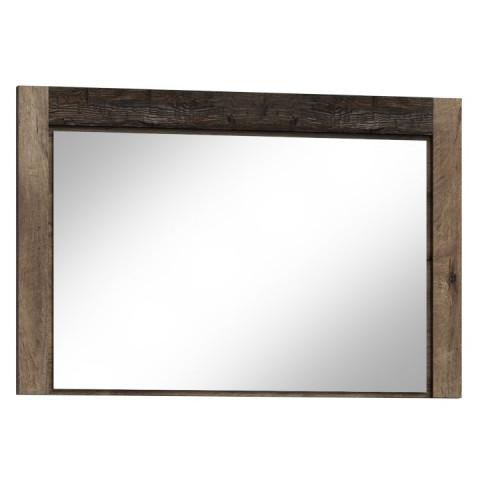 Zrcadlo INFINITY 12 jasan tmavý