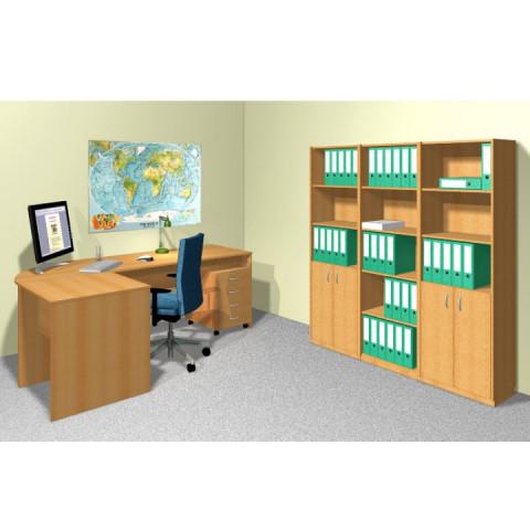 Zasedací stůl TEMPO ASISTENT NEW 021 ZA - buk